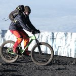 UA student raises funds on mission trip by biking up Mount Kilimanjaro