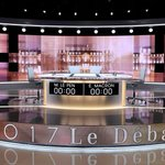 Le Pen and Macron Face Off in Debate, 4 Days Before French Election
