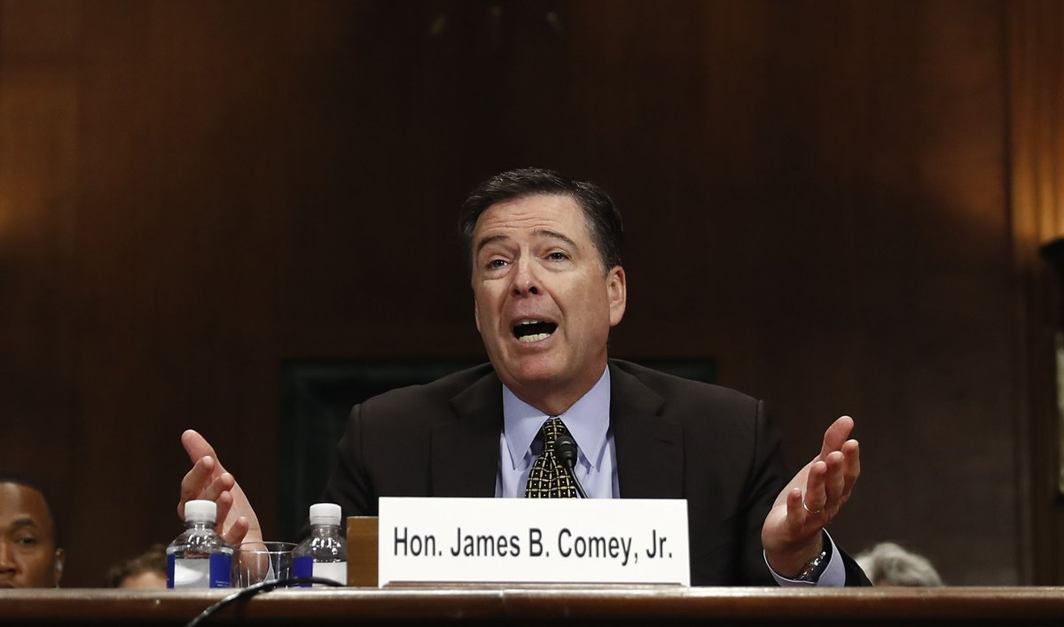 James Comey Dismisses Gossipy Wikileaks Coverage As Intelligence Porn Https T