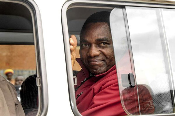Zambia politics in worrying turn