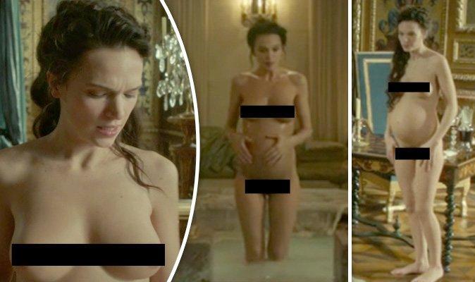 #versailles season 2: king louis mistress in explicit