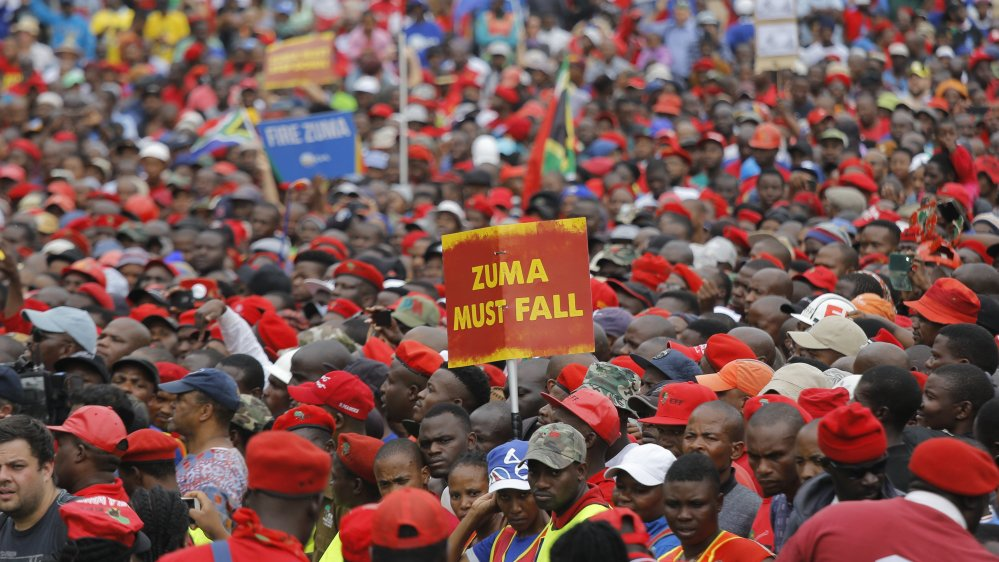 Is the downfall of the ANC in South Africa inevitable?