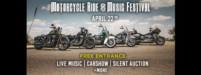 I have a great day planned at the bike rally and music festival. Luckenbach and Boerne, Texas https://t