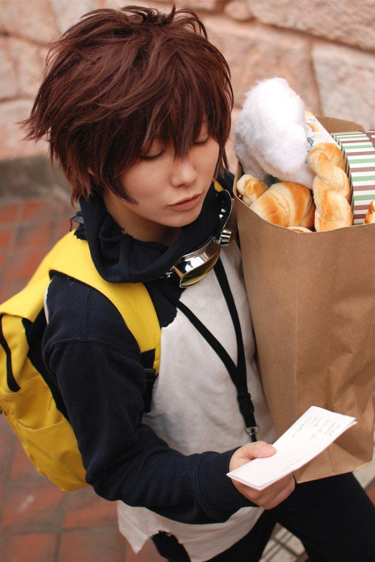 【コス/血界戦線】To run some errands...