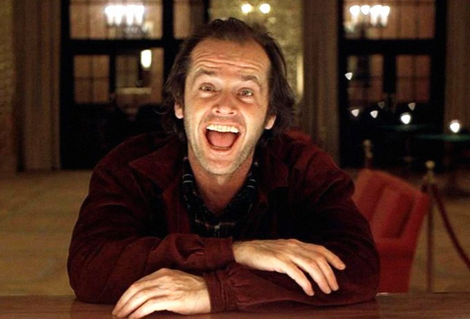 Wishing the inimitable Jack Nicholson a very happy 80th birthday!
