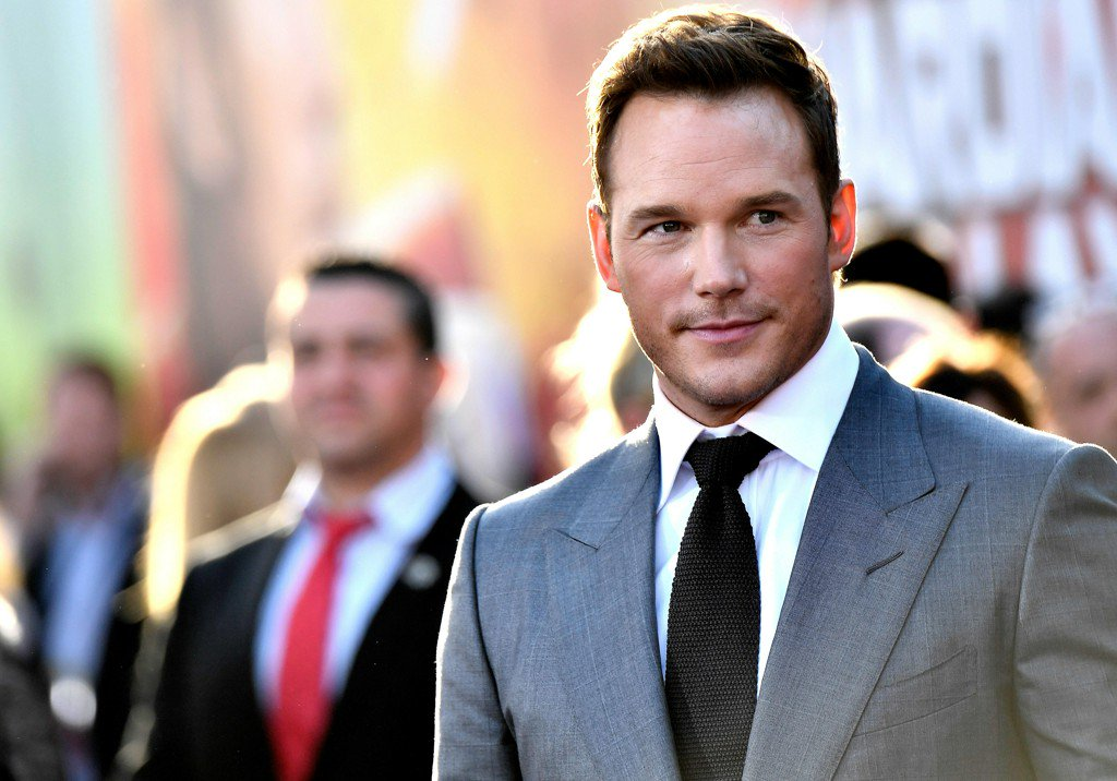 Hollywood is not representing blue-collar Americans, Chris Pratt says
