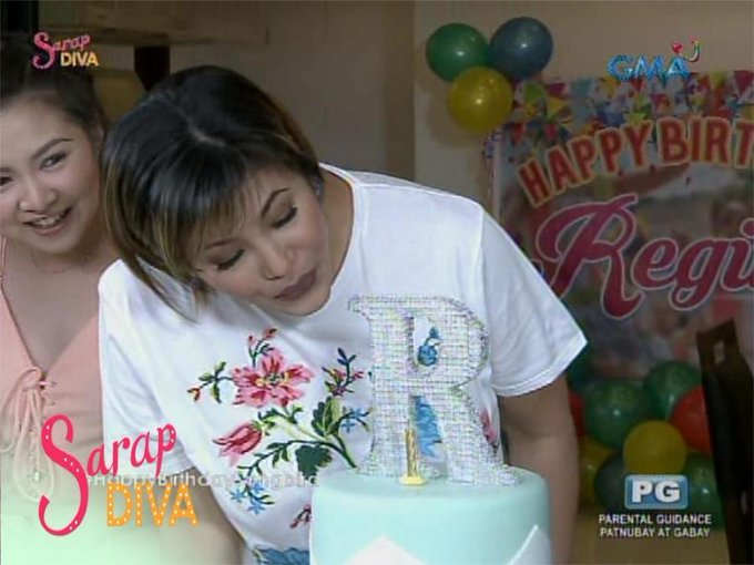 Sarap Diva: Happy Birthday, Regine Velasquez-Alcasid!