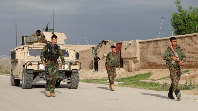 Death toll rises to 140 after Taliban attack on Afghan army base