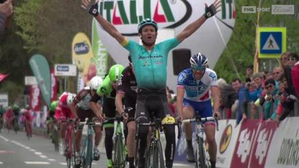 Scarponi, l'ultima vittoria in Austria
