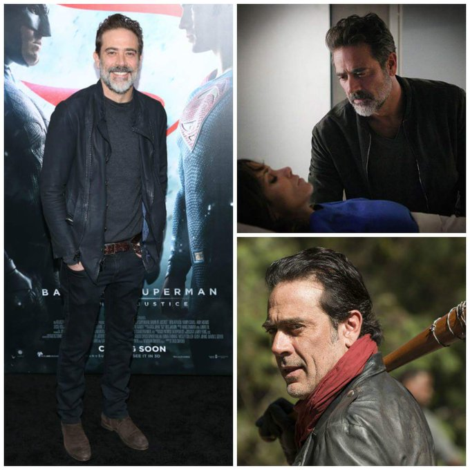 Happy birthday Jeffrey Dean Morgan for your 51 years old