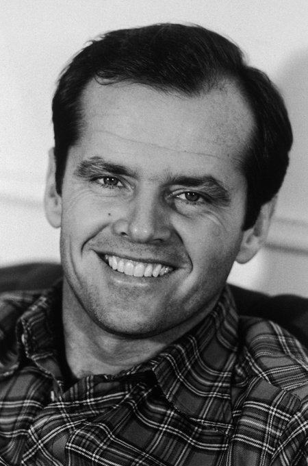 Jack Nicholson is turning 80 years today. Happy birthday!