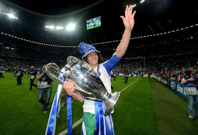 Happy birthday David Luiz!