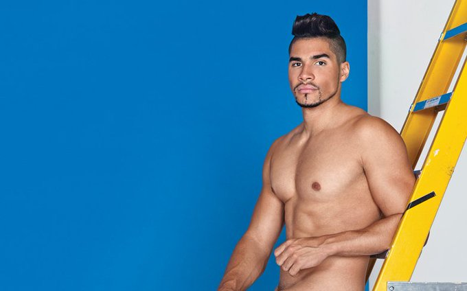 Happy birthday, Louis Smith! Revisit the Olympic gymnast\s sizzling Gay Times naked shoot