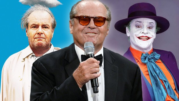 Happy Birthday, Jack Nicholson: Hollywoods charmantestes Ekel feiert Achtziger!