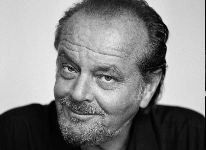 Urodziny obchodzi dzisiaj takze Jack Nicholson. Happy Birthday