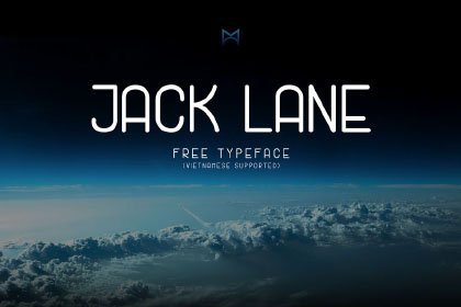 Jack Lane Display Free Typeface Freebies FreeResources FreeDownload