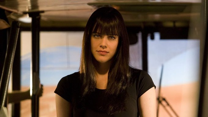 Happy Birthday to Michelle Ryan who played Lady Christina de Souza in Planet of the Dead !