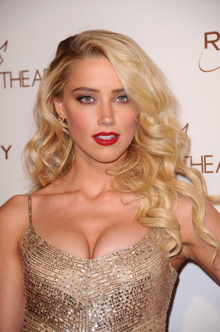 Happy Birthday to Amber Heard who turns 31 today!