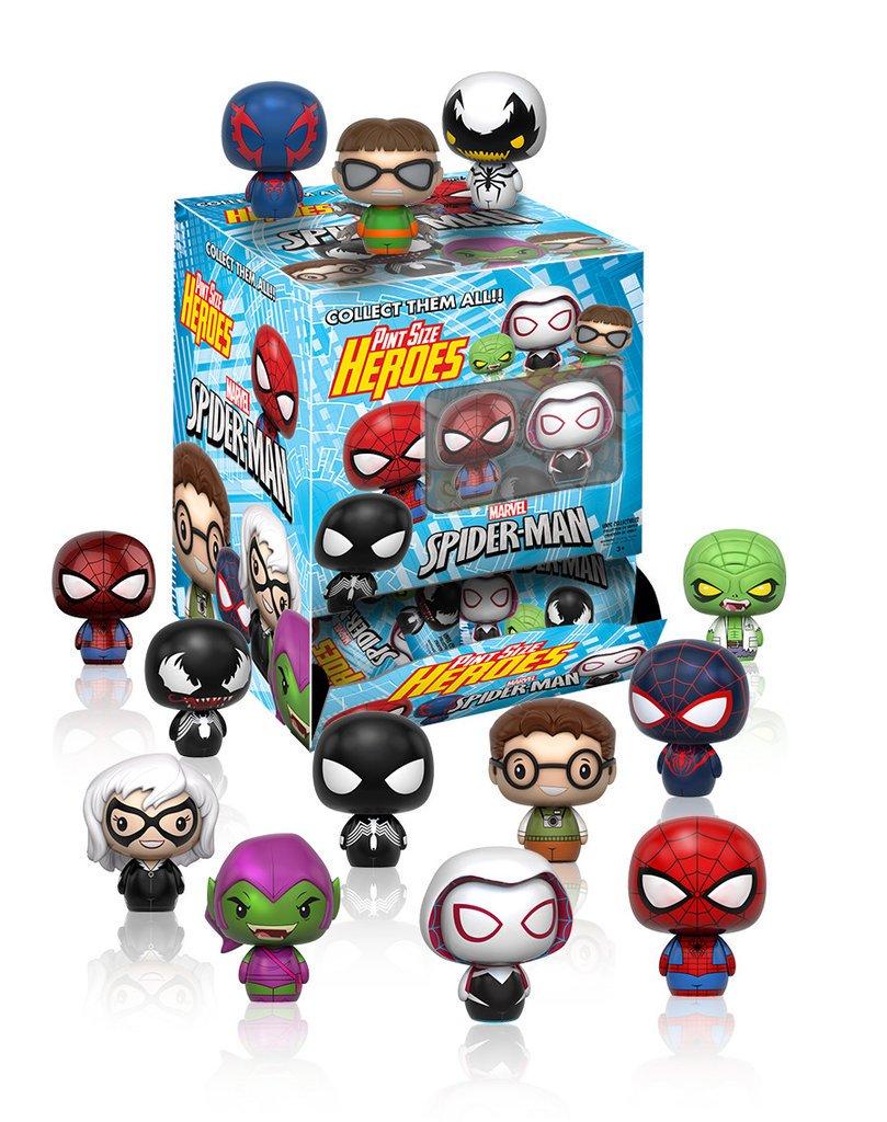 RT @OriginalFunko: RT & follow @OriginalFunko for the chance to win TEN Spider-Man Pint Size Heroes! https://t.co/3mzjMOBsco