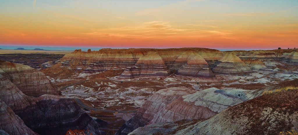 Gorgeous shot of the @PetrifiedNPS here in the United States.. https://t.co/SUSq8CRteb https://t.co/awPc4rQQ6y