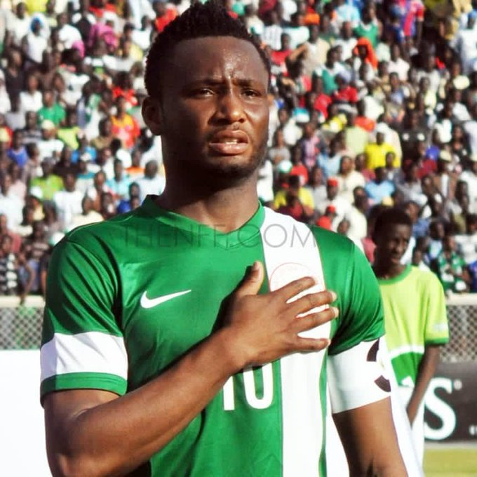 Happy birthday John Mikel Obi.   The captain of the Nigerian national team  All the best Mikel