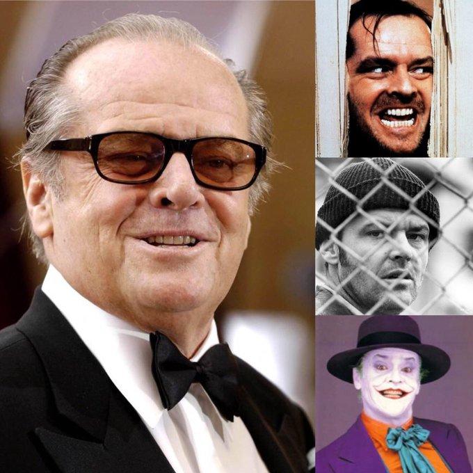 Happy Birthday, Jack Nicholson !