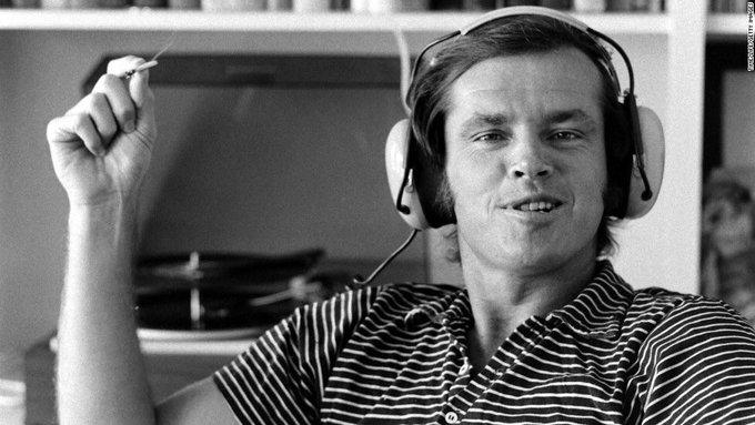 Happy 80th Birthday to Mr Jack Nicholson