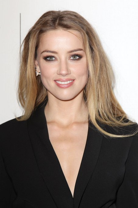Happy Birthday Amber Heard