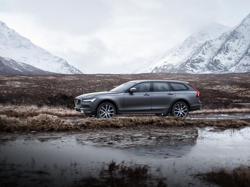 Test Drive: V90 Cross Country continues Volvo's wagon legacy