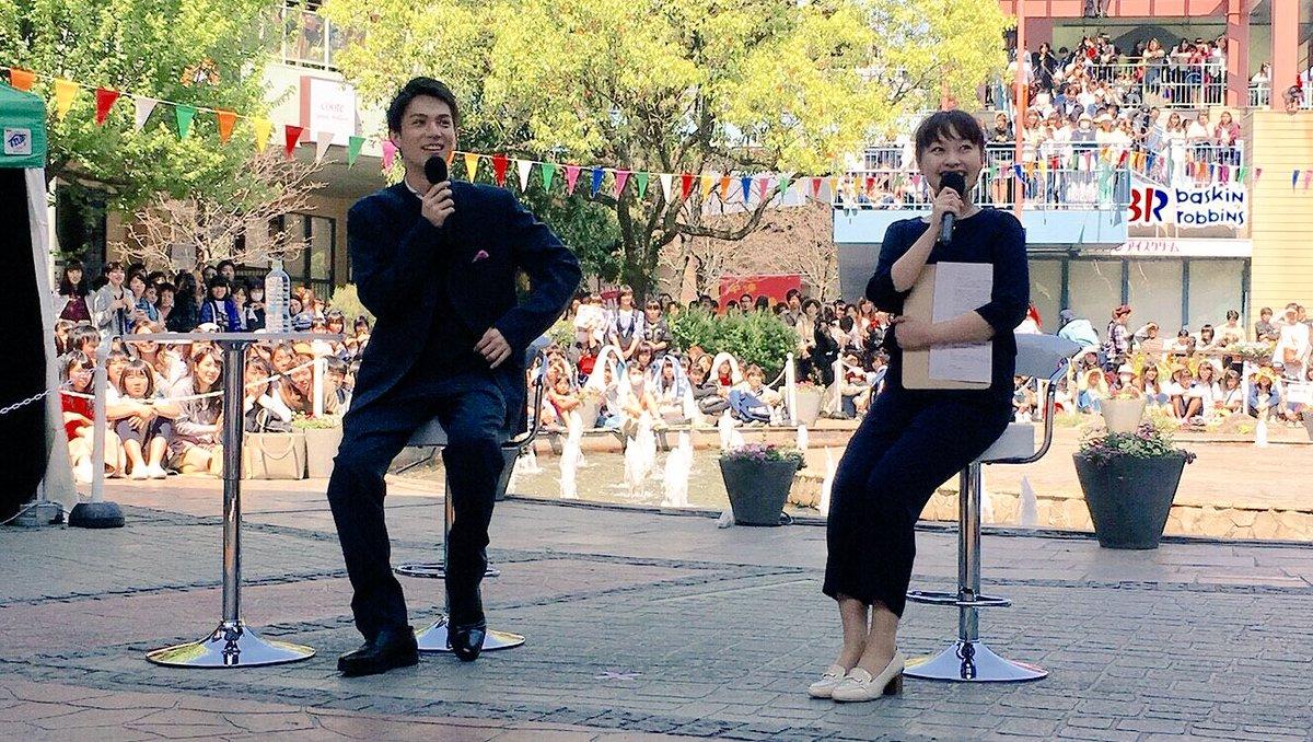 \『#ReLIFE』大ヒットイベント/本日は福岡と大分で舞台あいさつ全国応援キャンペーンで1位となった大分ではトークイベ
