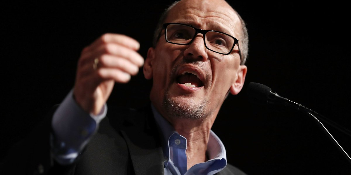 Tom Perez just became 1st DNC chair to say all Dem candidates must support abortion rights
