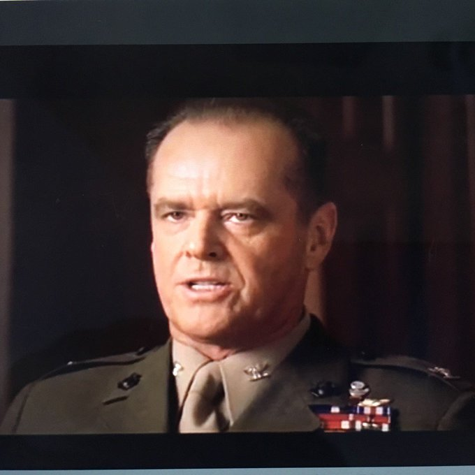 Happy Birthday Jack Nicholson! Yes, you are indeed 80: I\m sure you can handle the truth!