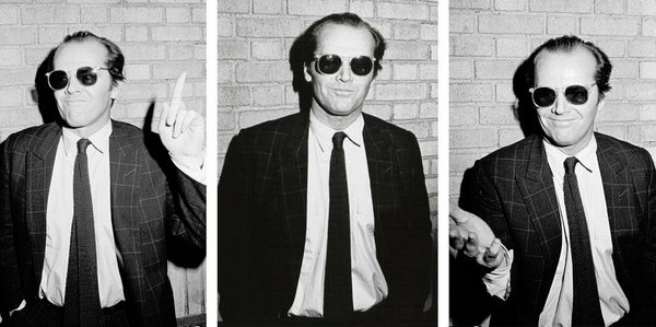 """My motto is: more good times\"" - Happy 80th Birthday to the one and only Jack Nicholson!"