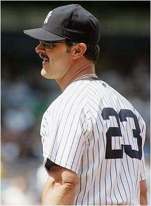 Happy Birthday to The Captain  Don Mattingly