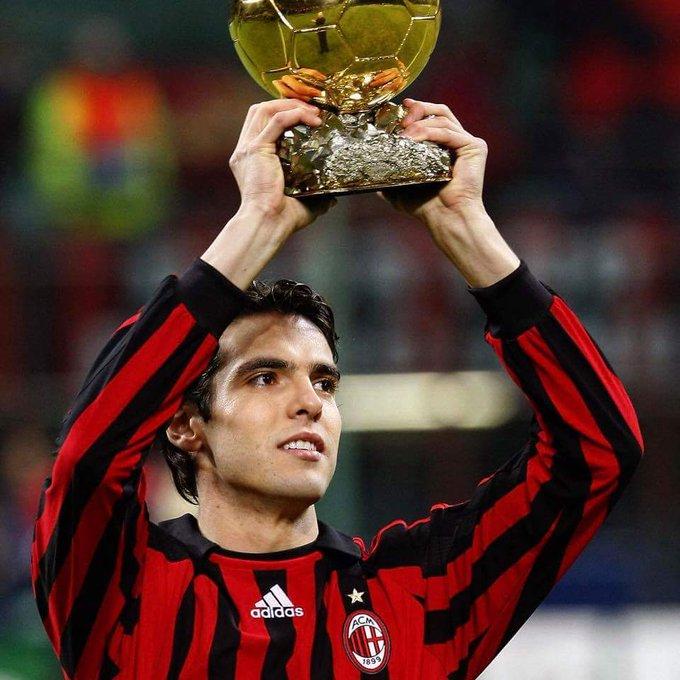 Happy Birthday A.C. Milan and great Kaká!