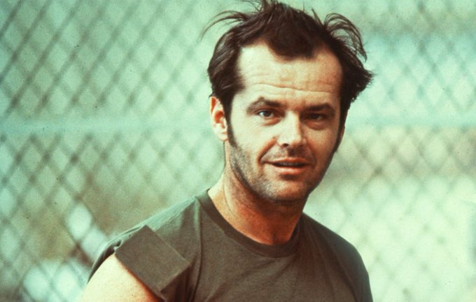 Happy 80th birthday to Jack Nicholson.