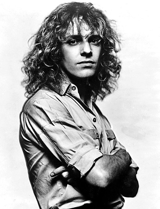 Happy birthday to Peter Frampton!