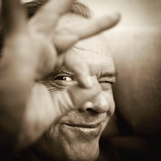 Happy 80th Birthday, Jack Nicholson! ph. Peggy Sirota