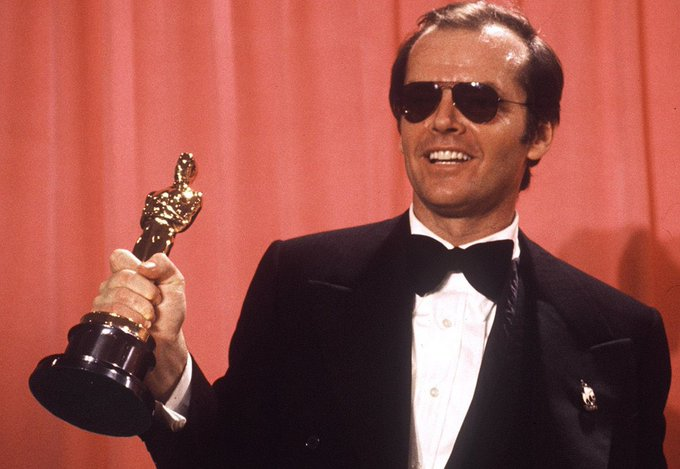 Happy Birthday to one of the most brilliant and coolest actors of all time, Jack Nicholson