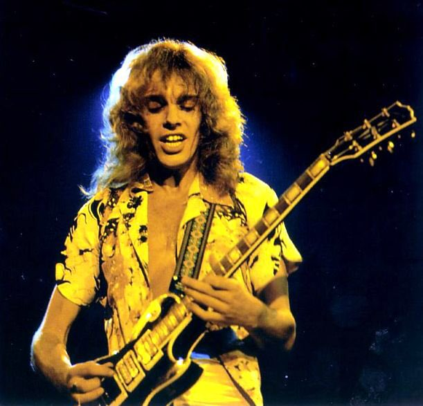 A very happy birthday to the great Peter Frampton!!!