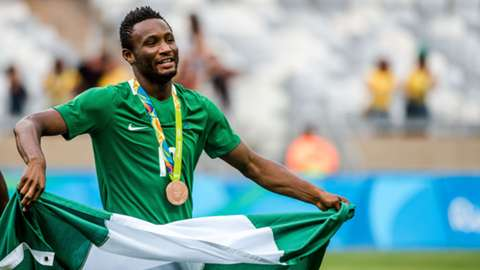 Happy Birthday to Mikel Obi