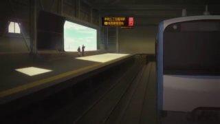 クオリディア・コードっていうアニメにですね、見覚えのある俺達の愛すべきバカ電車が写ってるんですよ。#相鉄#クオリディア・