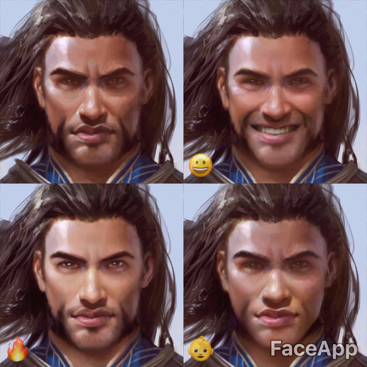 test Twitter Media - #faceapp on Gideon. The world isn't ready for hot Gideon. #mtg #MTGAKH https://t.co/YGwqk0Chip