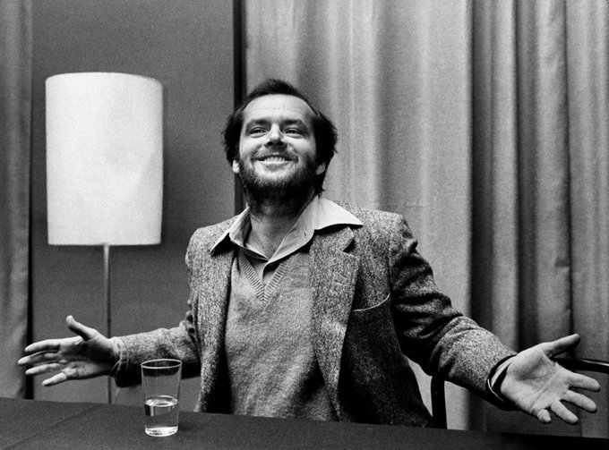 Happy Birthday to Share your favorite Jack Nicholson films!