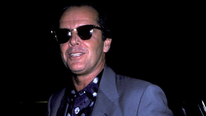 Happy birthday Jack Nicholson! Look back at our 1986 interview with the movie star
