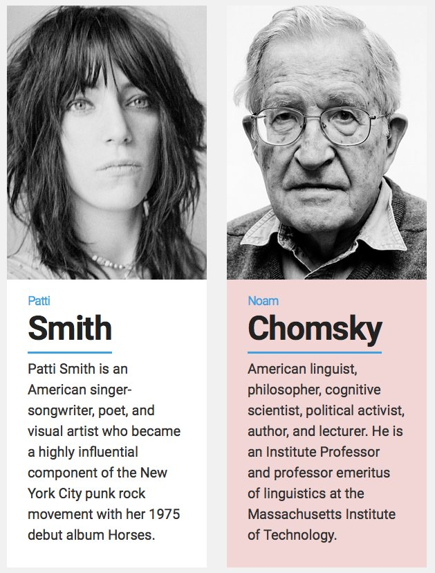 'First They Came For Assange': All star list of speakers from Chomsky &  to @aiwwPatti Smith, Arundhati Roy & B. Eno https://t.co/0tWXWwpkSF