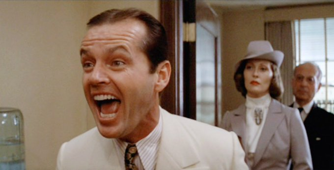 Happy Birthday, Jack Nicholson ! Here\s to a legendary American actor!
