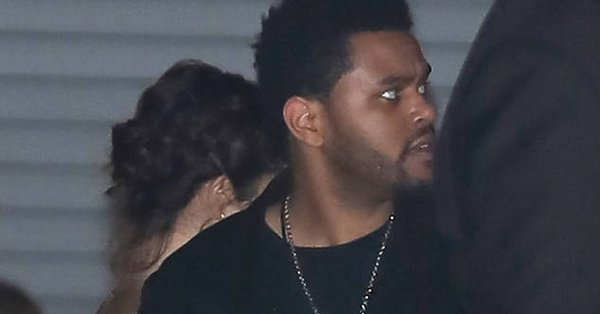 Selena Gomez and The Weeknd spent date night at John Mayer's concert in L.A.