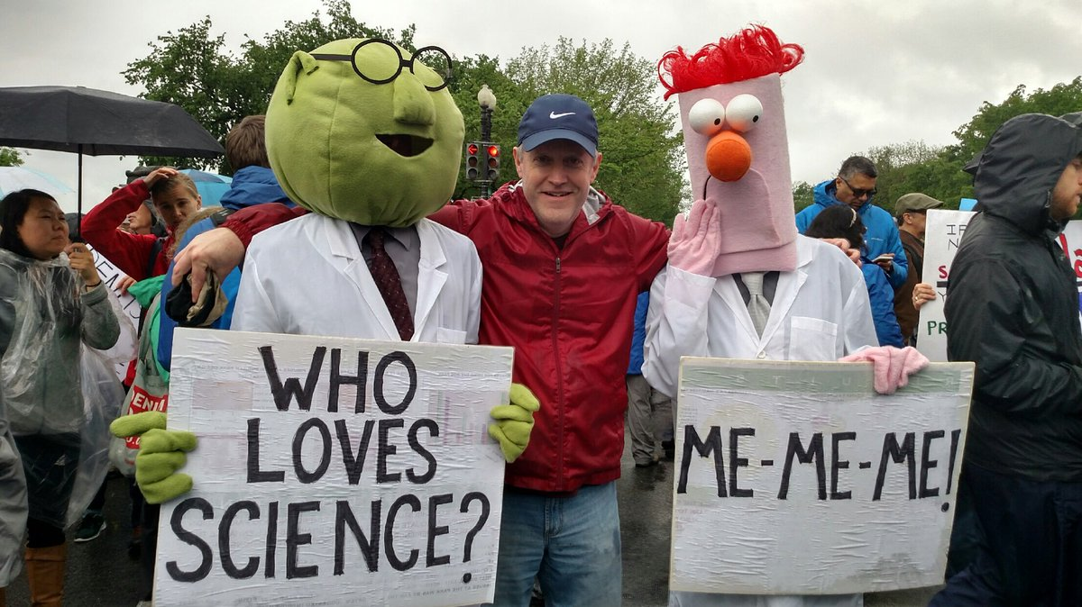 test Twitter Media - @GeisingerADMI's Tom Challman at the #MarchforScience today https://t.co/Hw8mgFQ5kh