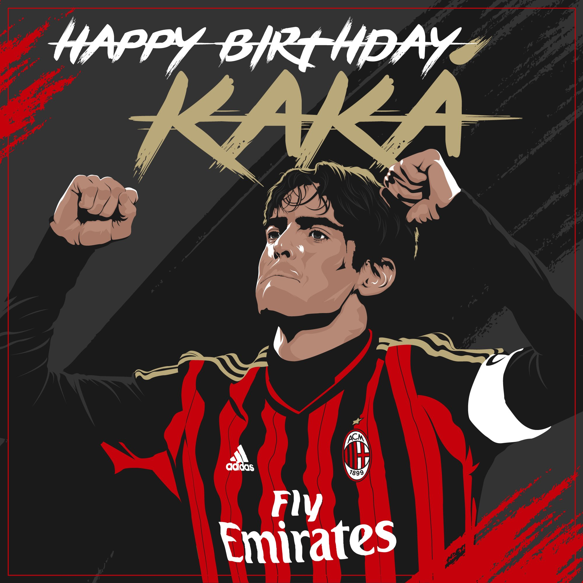 Happy Birthday the Brazilian  that won it all! Ballon d\Or World Cup